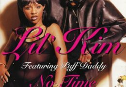 Lil Kim – No Time (Instrumental) (Prod. By Diddy & Stevie J)