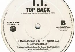T.I. – Top Back (Instrumental) (Prod. By Mannie Fresh)