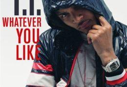 T.I. – Whatever You Like (instrumental) (Prod. By Jim Jonsin)