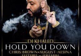 DJ Khaled – Hold You Down (Instrumental) (Prod. By DJ Khaled, LDB, Bkorn & Lee On The Beats)