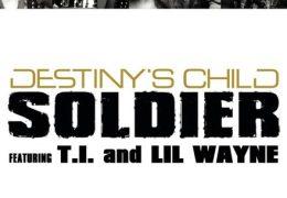 Destiny's Child – Soldier (Instrumental) (Prod. By Beyoncé & Anthony Dent)