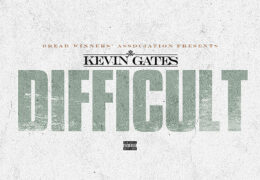 Kevin Gates – Difficult (Instrumental) (Prod. By Rando & June The Genius)