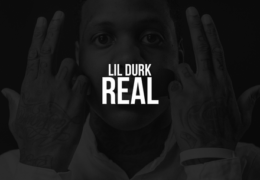 Lil Durk – Real (Instrumental) (Prod. By Robin Banks & Izze The Producer)