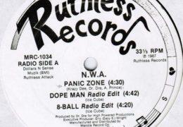N.W.A. – Dopeman (Instrumental) (Prod. By Dr. Dre & DJ Yella)