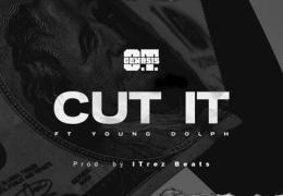 O.T. Genasis – Cut It (Instrumental) (Prod. By ITrez Beats)