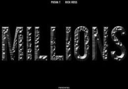 Pusha-T – Millions (Instrumental) (Prod. By Southside & Kanye West)