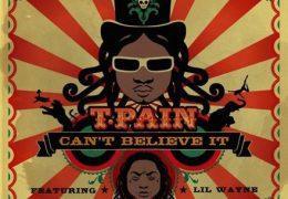 T-Pain – Can't Believe It (Instrumental) (Prod. By David Balfour & T-Pain)