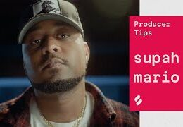 Video: Supah Mario Shares How He Got Started & Production Tips