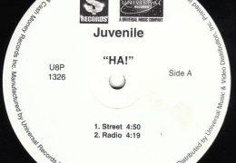 Juvenile – Ha (Instrumental) (Prod. By Mannie Fresh)