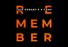 Tate Kobang & K. Camp – I Remember (Instrumental)