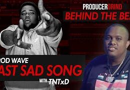 "Video: The Making of Rod Wave ""Last Sad Song"" w/ TnTXD"