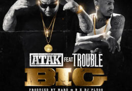 Atak – Big (Instrumental) (Prod. By DJ Plugg and Nard & B)