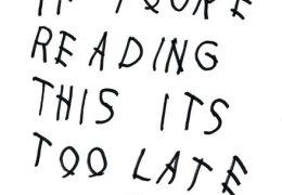 Drake – Madiba Riddim (Instrumental) (Prod. By Frank Dukes & Nineteen85)