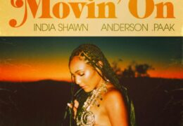 India Shawn – Movin' On (Instrumental) (Prod. By D'Mile)