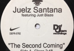 Juelz Santana – The 2nd Coming (Instrumental) (Prod. By Just Blaze)