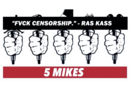 Ras Kass – 5 Mikes (Instrumental)