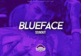 Blueface Drum Kit (Drumkit)