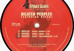 Dilated Peoples – Basics (Instrumental) (Prod. By DJ Desue)