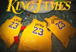 R-Mean, Jeremih & Scott Storch – King James (Instrumental) (Prod. By Scott Storch)