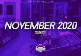 November 2020 Trap Drum Kit (Drumkit)