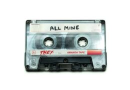 THEY. – All Mine (Instrumental) (Prod. By Dante Jones, Ryan Marrone & Christopher Ahn)
