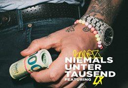 BONEZ MC & LX – Niemals Unter 1000 (Instrumental) (Prod. By The Royals, Deevoe, Minti & The Cratez)