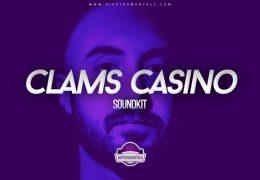 Clams Casino 2021 Drum Kit (Drumkit)