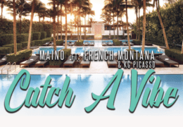 Maino – Catch A Vibe (Instrumental) (Prod. By Ayo Kayo & Grindkid)