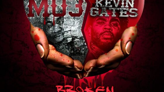 Mo3 & Kevin Gates – Broken Love (Instrumental) (Prod. By Yxng Stov)