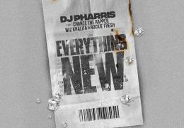 DJ Pharris – Everything New (Instrumental) (Prod. By DJ Pharris, Code James & Big Reeno)