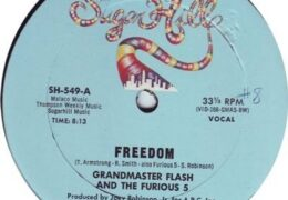Grandmaster Flash and The Furious 5 – Freedom (Instrumental) (Prod. By Joey Robinson Jr.) | Throwback Thursdays