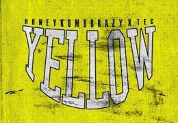 HoneyKomb Brazy & Tec – Yellow (Instrumental) (Prod. By Tek)