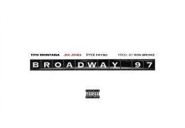 Tito Montana – Broadway 97 (Instrumental) (Prod. By Ron Browz)