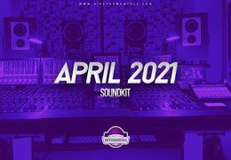 April 2021 Trap Drum Kit (Drumkit)