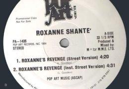 Roxanne Shante – Roxanne's Revenge (Instrumental) (Prod. By Marley Marl) | Throwback Thursdays