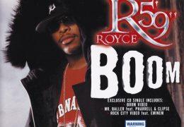 Royce Da 5'9 – Boom (Instrumental) (Prod. By DJ Premier) | Throwback Thursdays