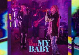 Lil Skies – My Baby (Instrumental) (Prod. By WizzleGotBeats & CashMoneyAP)