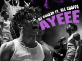 NLE Choppa & DJ Booker – Ayeee (Instrumental) (Prod. By Ferno & stardustszn)