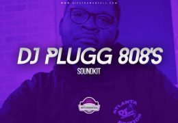 DJ Plugg – Official 808s (Drumkit)