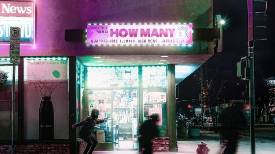 Guapdad 4000, !llmind & Rick Ross – How Many (Remix) (Instrumental) (Prod. By Spencer Stewart & !llmind)