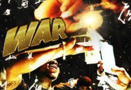 King DayDay & Kay Flock – War (Instrumental) (Prod. By MENVCE & F12)