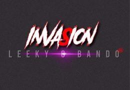Leeky G Bando – Invasion (Instrumental) (Prod. By SjBeats)