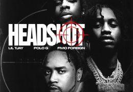 Lil Tjay, Polo G & Fivio Foreign – Headshot (Instrumental) (Prod. By Bordeaux, Non Native, TnTXD, Tahj Money, Dmac & 101 Slide)