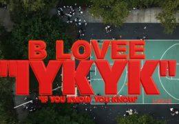 B Lovee – IYKYK (Instrumental) (Prod. By ChrisSaves)