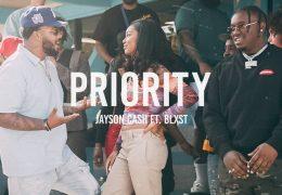 Jayson Cash – Priority (Instrumental)