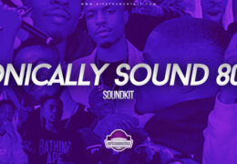 Sonically Sound 808's (Drumkit)