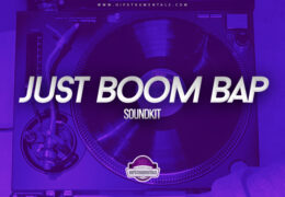 Just Boom Bap + Midi (Drumkit)