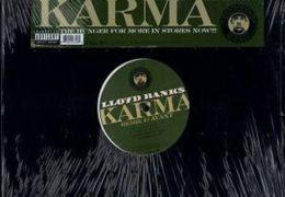 Lloyd Banks – Karma (Instrumental) (Prod. By GINx)   Throwback Thursdays